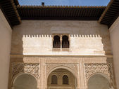 Alhambra Palace — Stock Photo