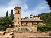Дворец Альгамбры — Стоковое фото