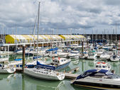 View of Brighton Marina — Stock Photo