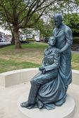 McIndoe Memorial in East Grinstead — Stock Photo