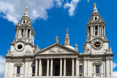 View of St Paul's Cathedral — Stock Photo