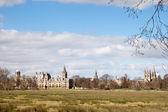 Ansicht der oxford university colleges in oxford — Stockfoto