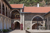 Kykkos Monastery near Pedoulas in Cyprus — Stock Photo