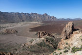 Mount Teide and it's surrounding area — Stock Photo