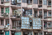 Apartment block in Hongkong — Stock Photo