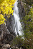 Aber Falls in autumn — Stockfoto