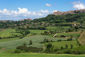 View of Montepulciano  — Stock Photo
