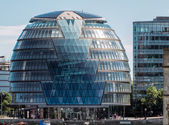 City Hall in London — Stock Photo
