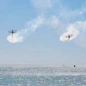 Airbourne Airshow at Eastbourne 2014 — Stockfoto
