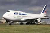B747 Air France — Stock Photo