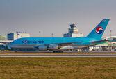 A380 Koren Air — Stock Photo