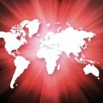 nejlepší internetové koncepce globální podnikání od koncepty series — Stock fotografie