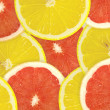 Abstract background of citrus slices. — Stock Photo #37496707