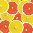 Abstract background of citrus slices. — Stock Photo #37498067