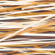 Stock Photo: Straw background