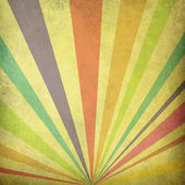 Vintage Sunbeams Background — Foto de Stock