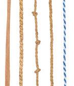 Colección de varias cuerdas — Foto de Stock