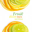 Stock Photo: Mixed Fruit