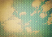 Vintage sky background, texture with the base of the sky. — Stock Photo