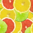 Abstract background of citrus slices — Stock Photo #37511011