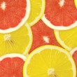 Abstract background of citrus slices. — Stock Photo #37517341