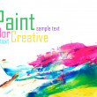 Color Paint — Stockfoto #37517585