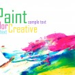 Foto de Stock  : Color Paint
