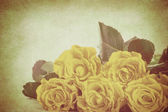 Vintage Flowers — Stock Photo