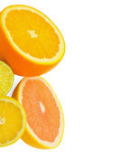 Citrus fresh fruit — Stock Photo