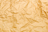 Old Crumpled Paper — Stock Photo