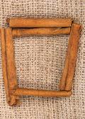 Cinnamon sticks — Stock Photo