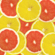 Abstract background of citrus slices. — Stock Photo #37522361
