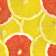 Abstract background of citrus slices. — Stock Photo #37524577