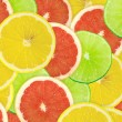 Abstract background of citrus slices — Stock Photo #37528951