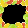 Abstract background of citrus slices — Stock Photo #37529769