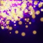 Purple Festive Christmas background — Stock Photo