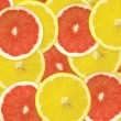 Abstract background of citrus slices. — Stock Photo #37537181