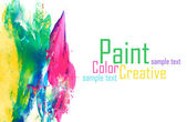 Color Paint — Stock Photo