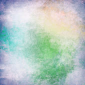 Colorful painted vintage background — Stock Photo