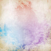 Colorful painted vintage background — Stok fotoğraf