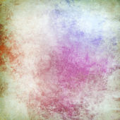 Colorful painted vintage background — Photo