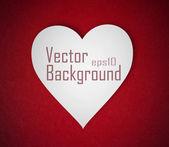 Heart Background. — Stock Photo