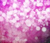 抽象背景灯和星星. — 图库照片