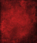 Dilapidated wall in a red tone — Foto Stock