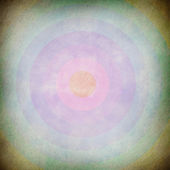 Multicolor grunge hintergrund. ein vintage poster. — Stockfoto