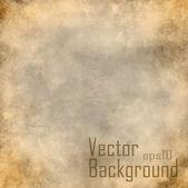 Vector Grunge Textured Paper — Stock Vector