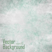 Grunge background in blue and beige color - vector — Wektor stockowy