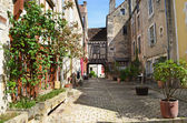 Old village in France — Stock Photo
