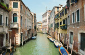 Walk along the Grand canal, Venice — Stock Photo