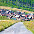 Stock Photo: Gypsy settlement
